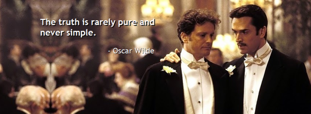 The importance of being earnest FB cover